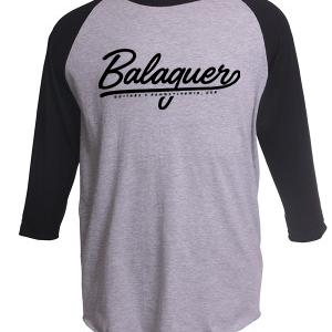 Balaguer Jersey (Black & Gray)