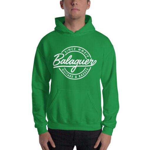 BG Hooded Sweatshirt 2
