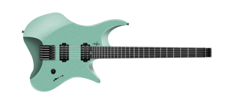 The Vega Limited - Modern Guitarist Run 3