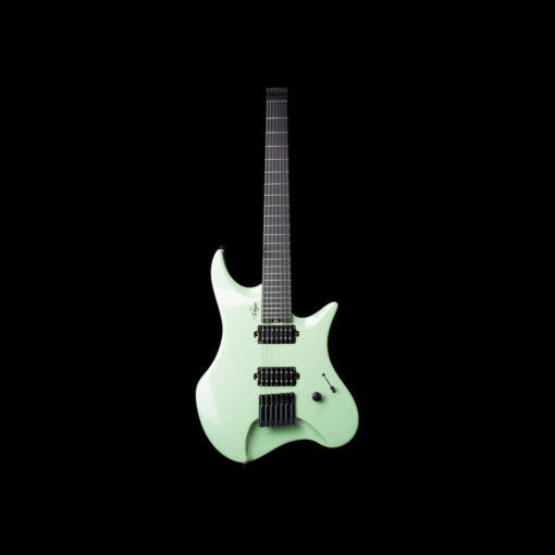 The Vega Limited - Modern Guitarist Run 7