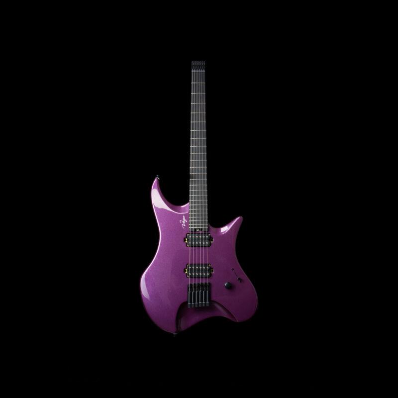 The Vega Limited - Modern Guitarist Run 8