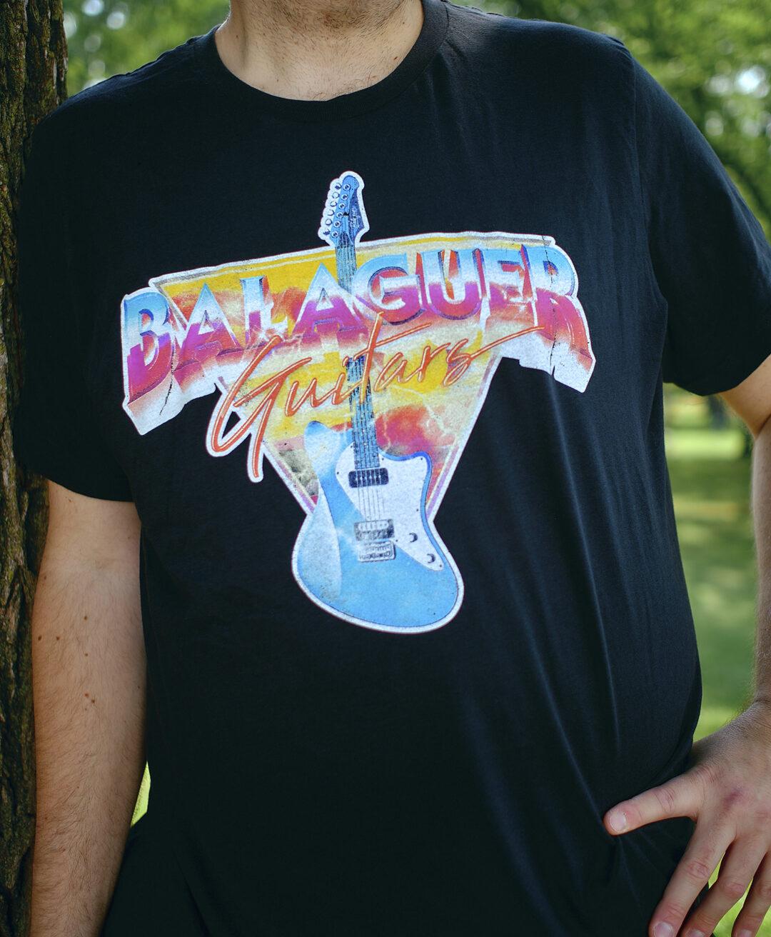 *LIMITED EDITION* Retro Balaguer Shirt